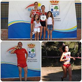 foto club atletismo chiclana