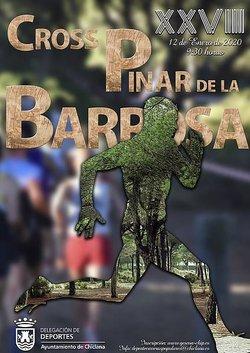 CARTEL CROSS PINAR LA BARROSA