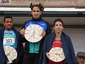 Foto Narváez en podium Itálica
