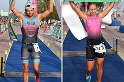 ganadores triatlón de chiclana