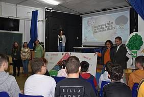 foto presentación campaña
