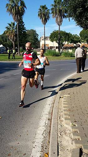 Foto atleta C.A. Chiclana