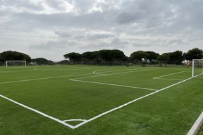 campo de fútbol 7 en la loma del puerco