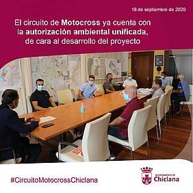 foto reunión motocross clubes