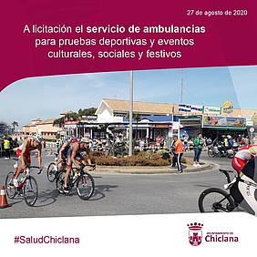 foto relativa a anuncio de licitación ambulancias