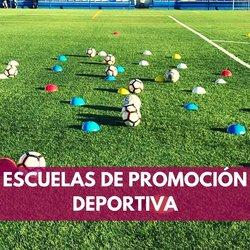 imagen escuelas promoción deportiva