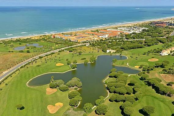 Campo Golf Novo