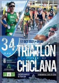 cartel triatlón 2021