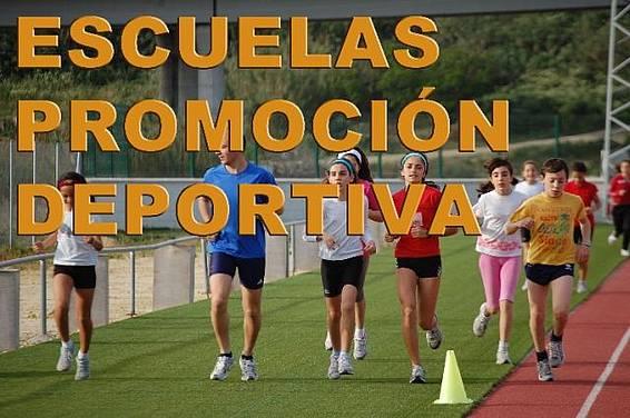 escuelas de promocion deportiva