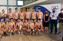 foto equipo masculino del Club Waterpolo Chiclana