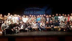 Premiados del Circuito.