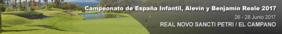 Campeonato España Golf
