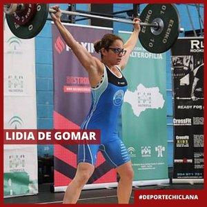 FOTO LIDIA DE GOMAR