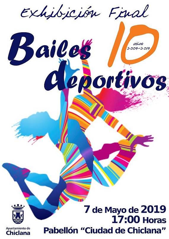 cartel bailes