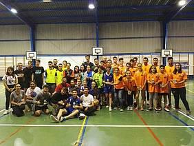 Final badminton