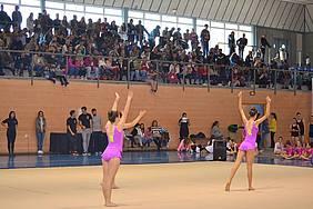 Foto gimnasia rítmica