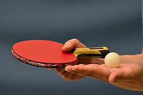 foto tenis mesa