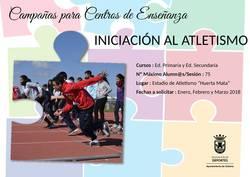 información atletismo