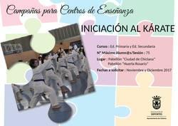 información karate