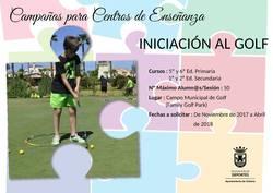 información golf