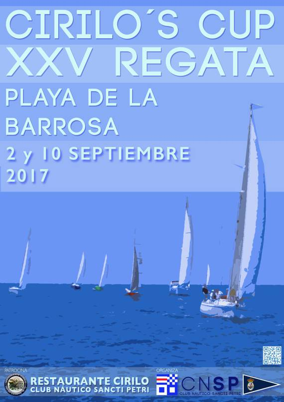 cartel regata cirilo