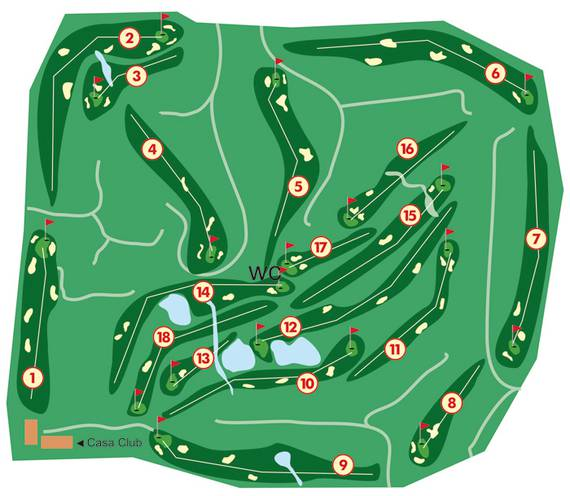 Campano golf