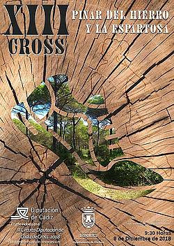 cartel cross pinar de hierro