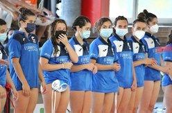 foto equipo femenino waterpolo